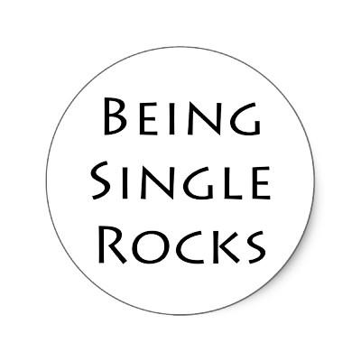 Enjoying singlehood