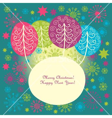 christmas-card-background-vector-105030