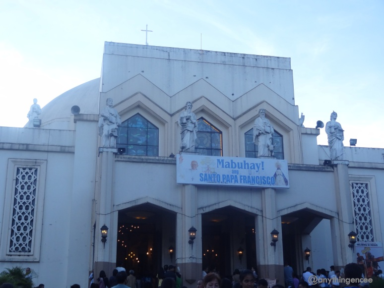Our Lady of Peace and Good Voyage, Antipolo