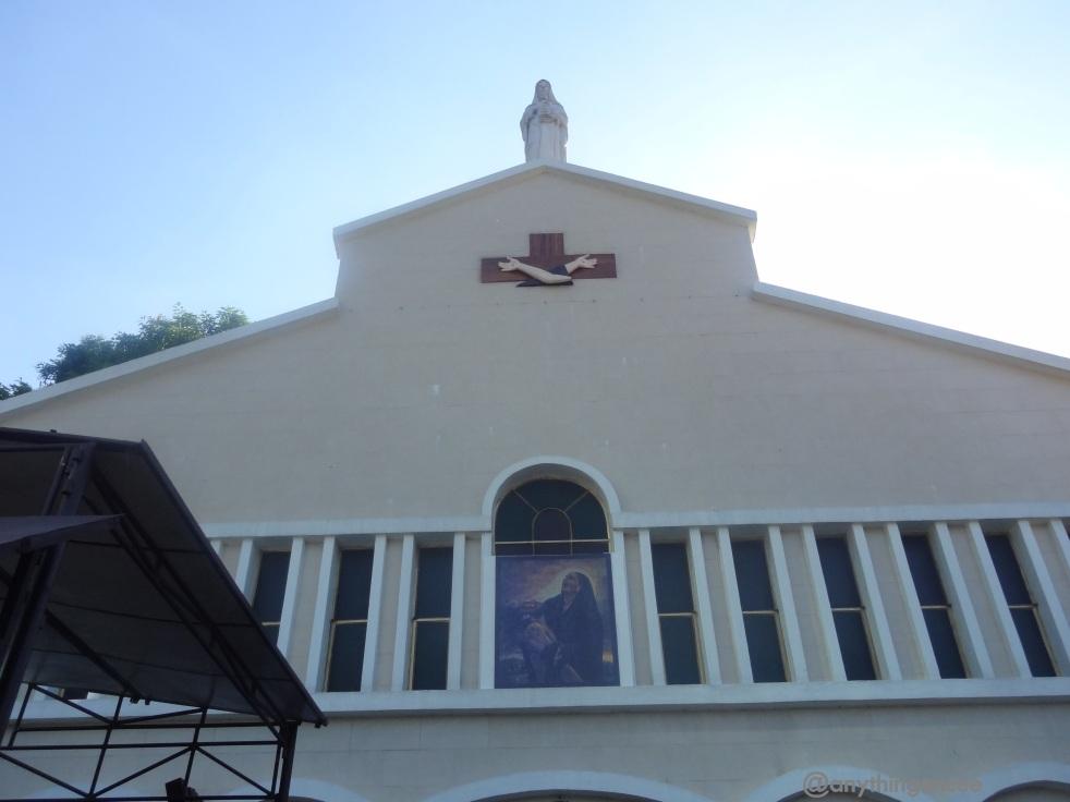 Padre Pio Church, Libis