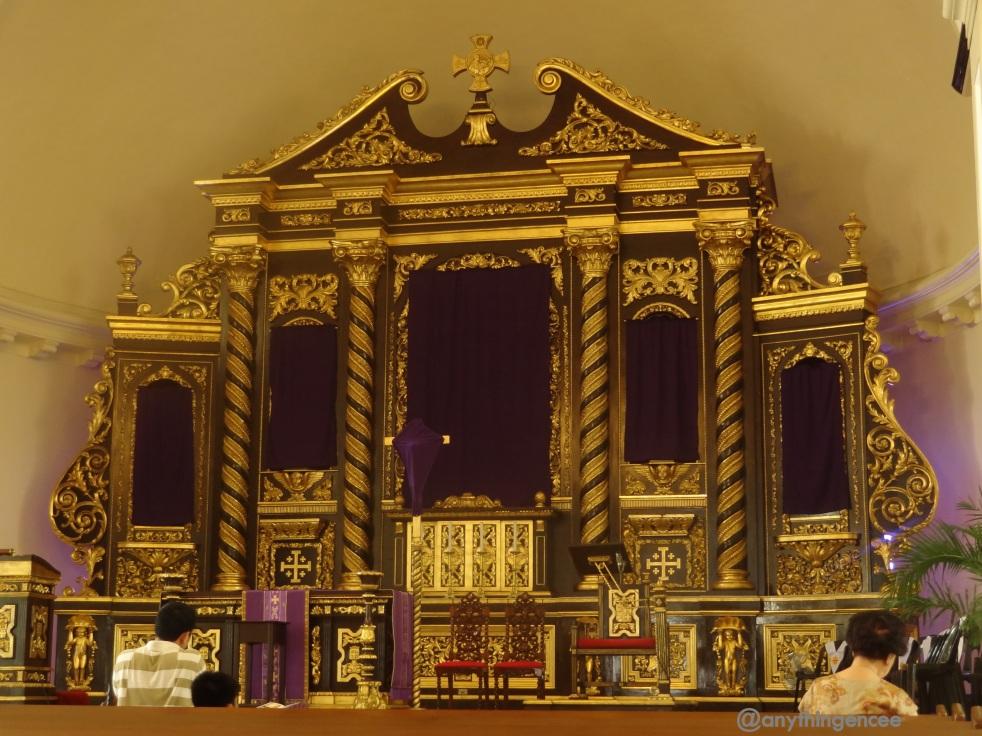 Santuario de San Antonio Parish, Makati