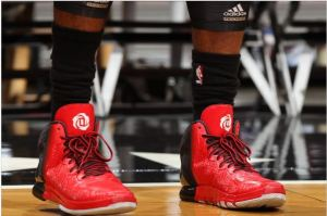 DRose's shoes