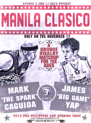 grabbed from Ginebra San Miguel FB