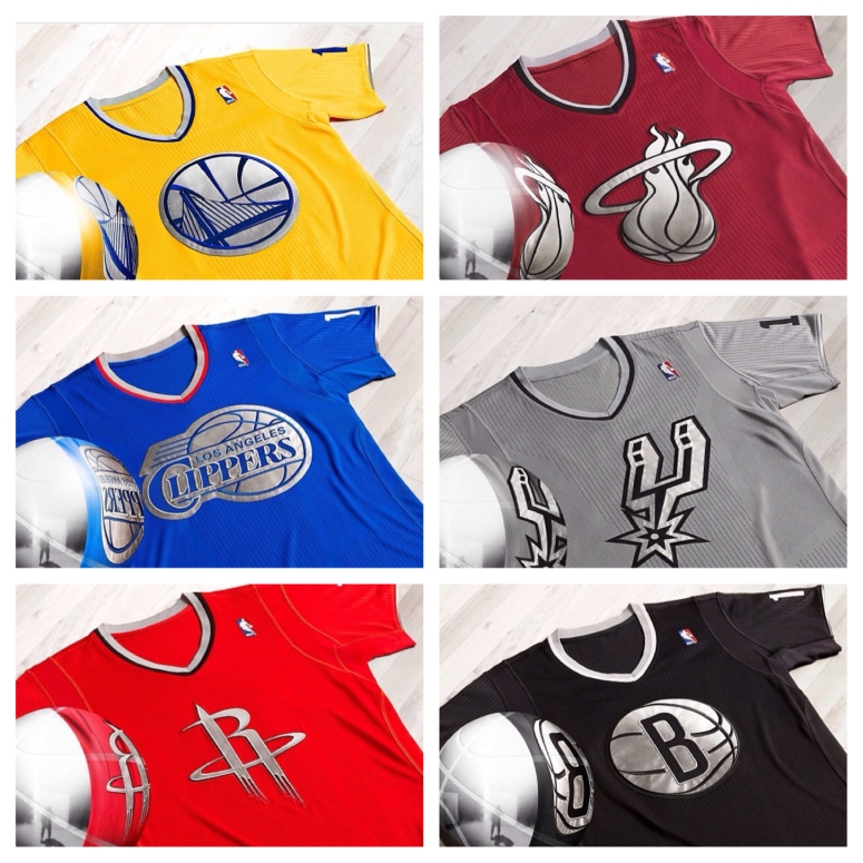 NBA-Adidas-Unveil-2013-Short-Sleeve-Christmas-Jerseys-Her-Pink-JErsey-
