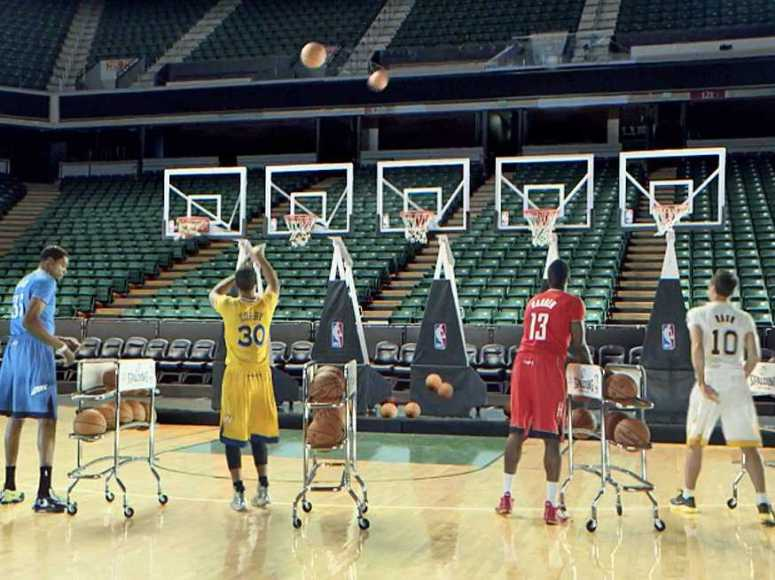 nba-players-play-jingle-bells-with-jump-shots-in-a-great-christmas-commercial